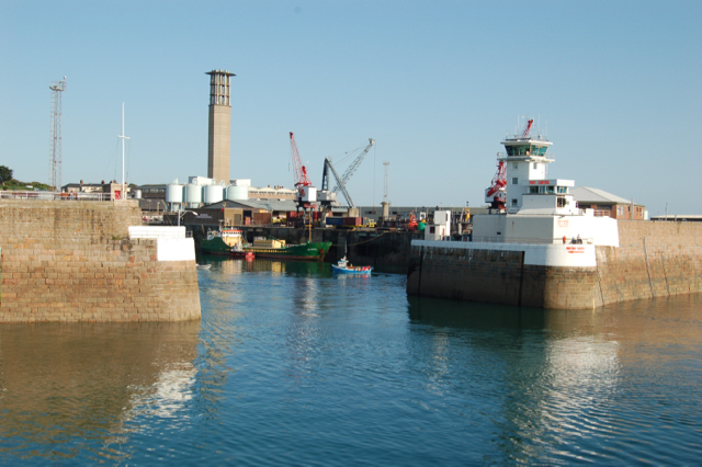 St Helier Harbour