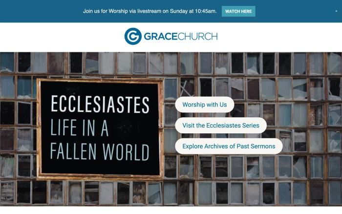 Grace Church of Swansboro, NC