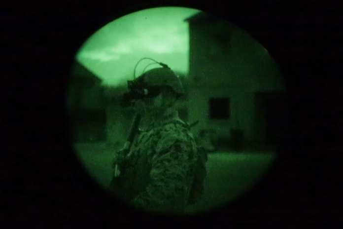 Elbit Awarded $41M Order as Part of the Night Vision Goggles IDIQ Contract  for U.S. Marine Corps - Seapower