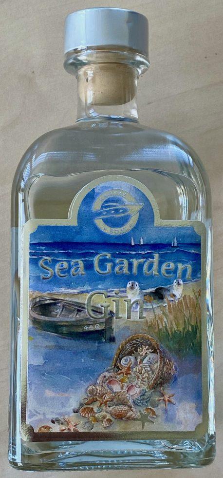 Sea Garden fles