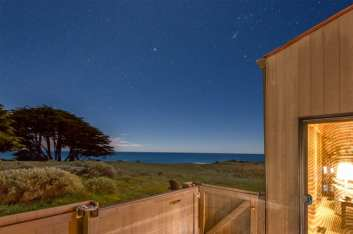 private courtyard, Sea Ranch , Abalone Bay, Vacation Rental