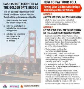 travel hacks , toll bridges