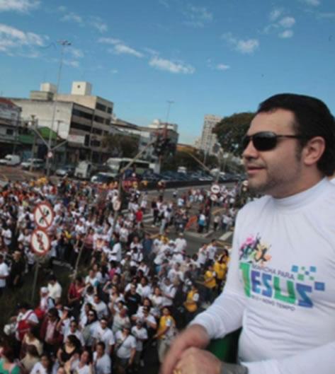 Deputado Marco Feliciano - Cura Gay