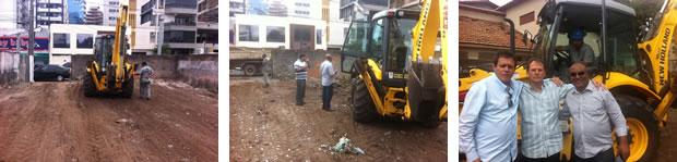 Terreno da nova Sede da Assembleia de Deus Praia da Costa