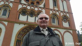 """""""Inimaginável"""", diz Ortwin Schäfer sobre a luxuosa casa do bispo"""