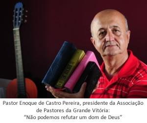 Pr. Enoque de Castro Pereira