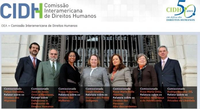 CIDH - Direitos Humanos