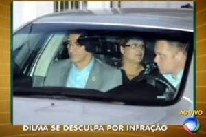 Dilma e o Código de Trânsito Brasileiro