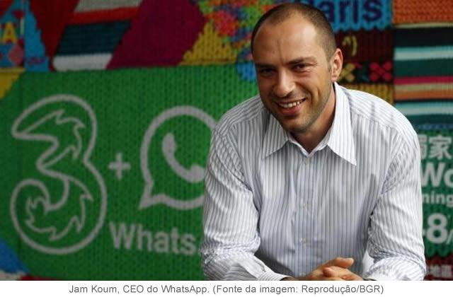Jam Koum - A compra do WhatsApp pelo Facebook