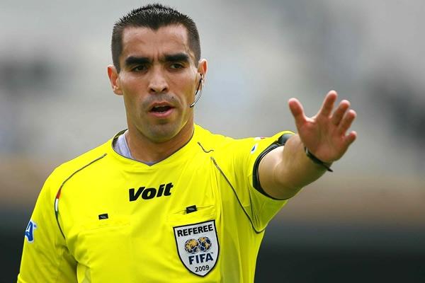 O pastor evangélico Marco Rodriguez é árbitro da FIFA na Copa do Mundo 2014