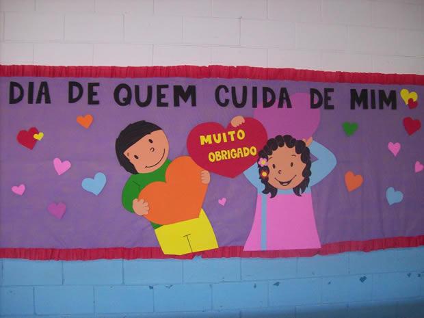 Escolas de São Paulo criam o 'Dia de quem cuida de mim'