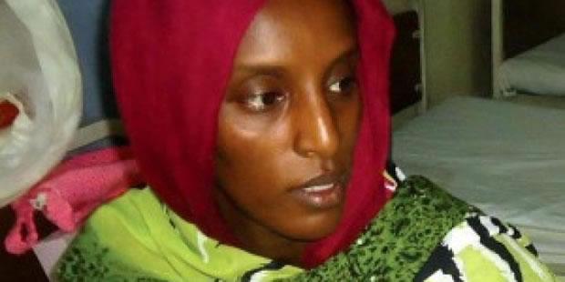 Meriam Ibrahim é libertada
