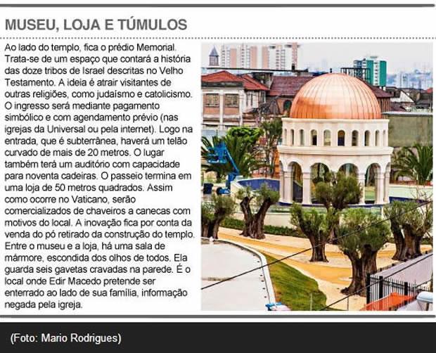 O suntuoso 'Templo de Salomão' - 03