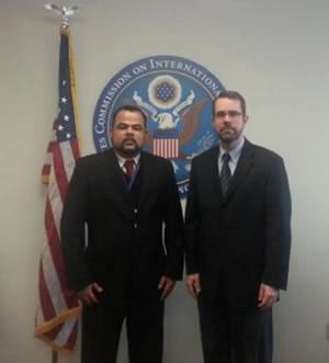 ANAJURE coordena Coalizão Internacional contra a Perseguição Religiosa - 2