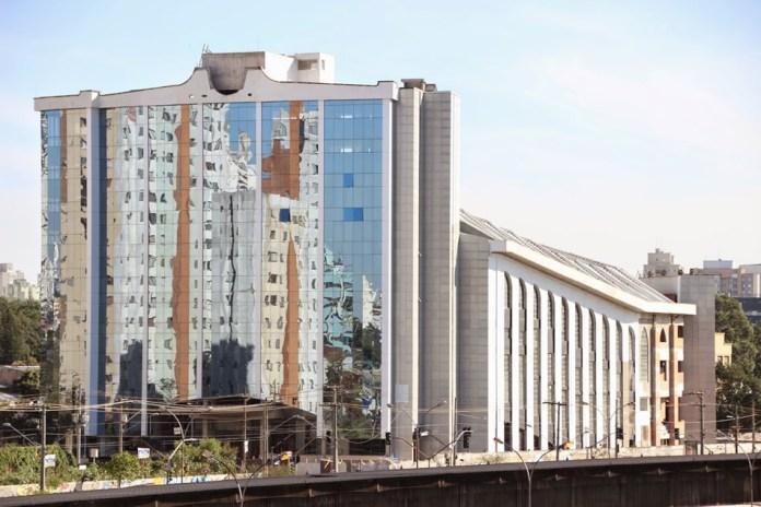 Novo templo-sede da Assembleia de Deus Ministério do Belém, em São Paulo (SP)
