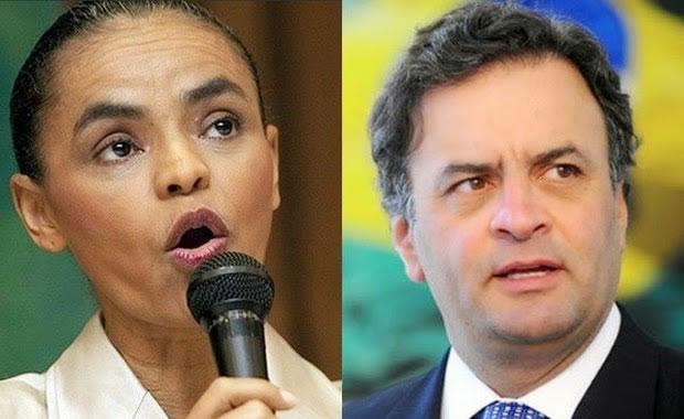 O apoio de Marina Silva a Aécio Neves, minha opinião