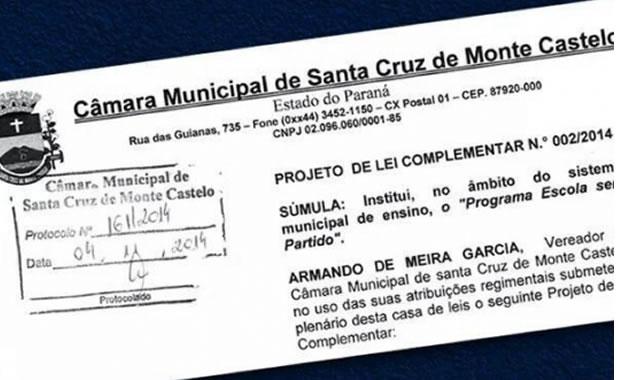 Município paranaense aprova lei contra ideologia de gênero nas escolas