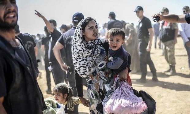Programa Mundial de Alimentos suspende ajuda a refugiados sírios por falta de fundos