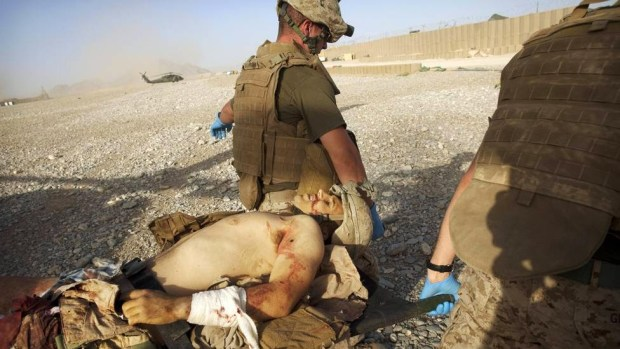 Um exército de feridos e de soldados frustrados - Quem responderá por isto?