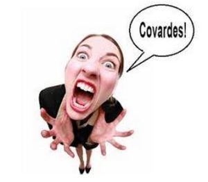 Quem é o covarde?