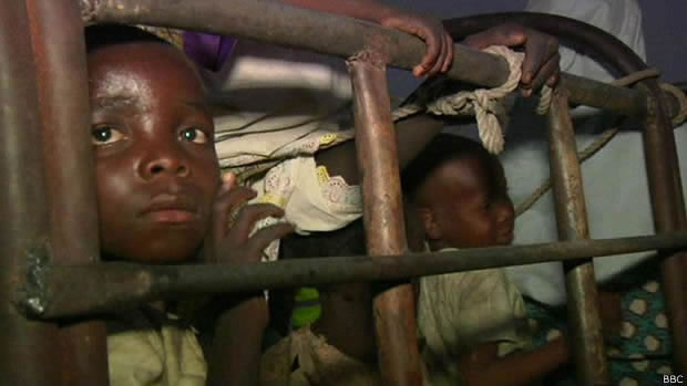 'Esperávamos a morte todos os dias', diz refém do Boko Haram - 2