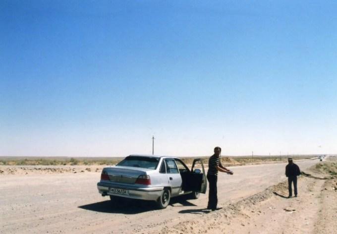 ウズベキスタン、ヒヴァ〜ブハラ