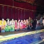 ミャンマーの糸操り人形劇「ヨウッテー・ポエー」