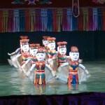 ベトナムに来たら必見!水上人形劇