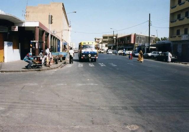 セネガル ダカール