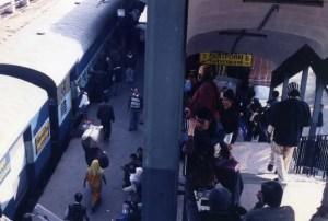 ニューデリー駅
