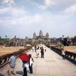 バンコクからシェムリアップへバスの旅【カンボジア】