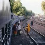 砂漠の土地、ジャイサルメールへの列車旅【インド・ラジャスタン】