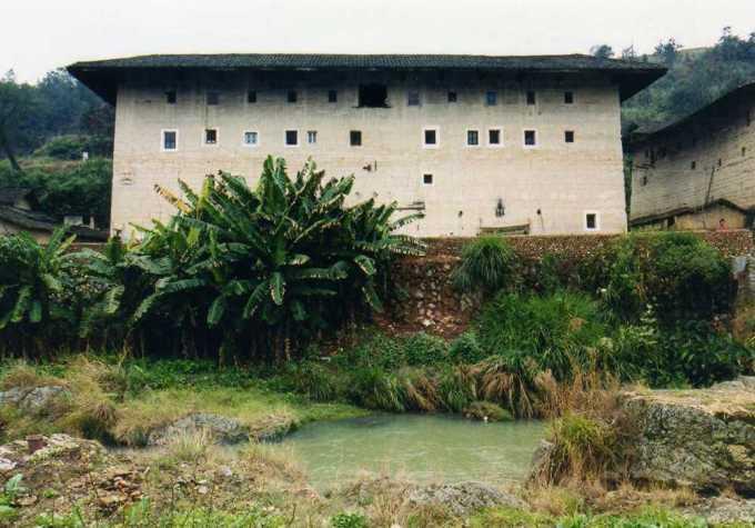 洪抗村の土楼