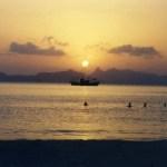 アデンの町で見た、アラビア海に沈む夕陽とベリーダンス【イエメン】