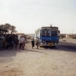 カートを噛みながらのバス旅。アデンからムカッラ、サユーンへ【イエメン】
