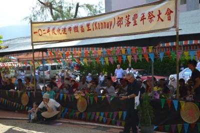 アミ族豊年祭【台湾・花蓮】