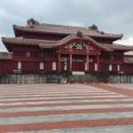 海辺までお散歩。そして、首里城公園観光へ【沖縄】