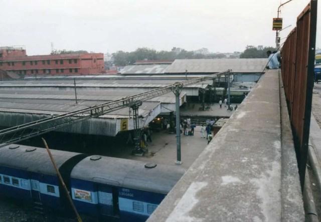 インド 鉄道