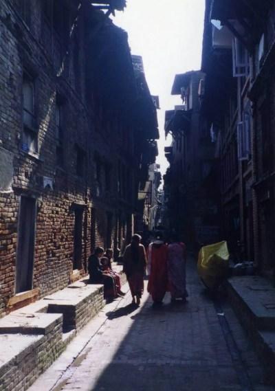 ネパール バクタプル