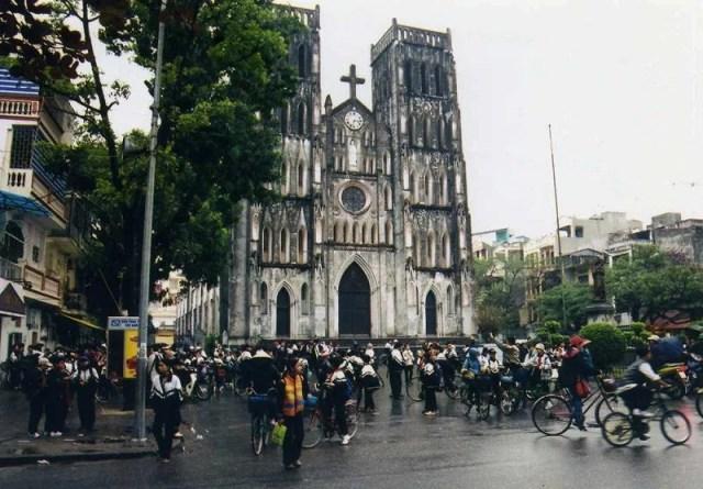 ベトナム ハノイ