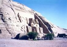エジプト アブ・シンベル