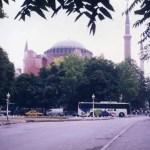 イスタンブールのローマ遺跡。ここはかつてローマ帝国の首都でした。【トルコ】