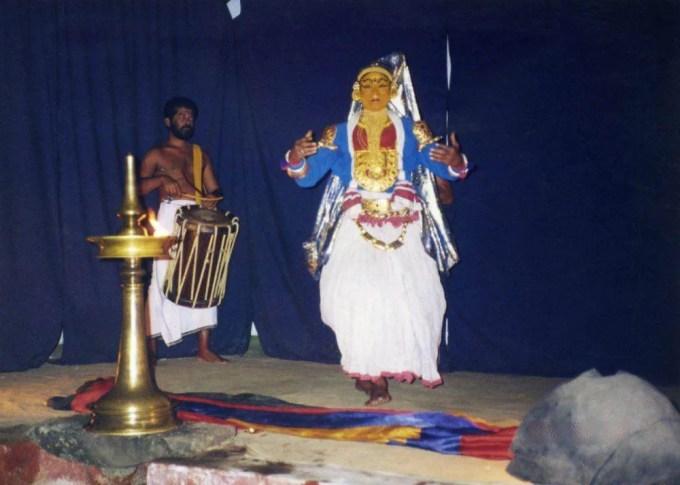 インド カタカリ