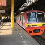 ジャカルタ鉄道は日本の中古車両の博物館【インドネシア】