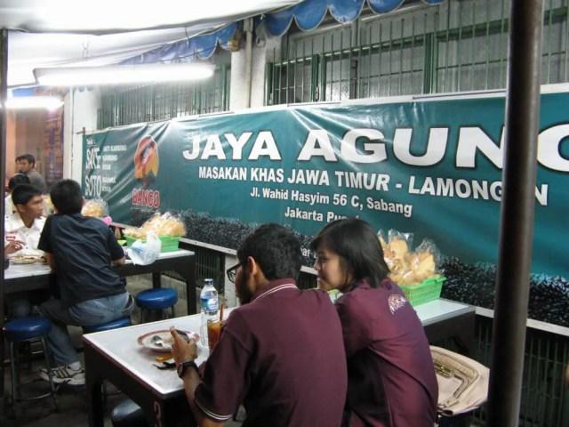 インドネシア ジャカルタ 料理