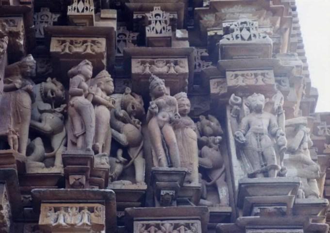 インド カジュラホ