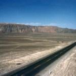 ナスカの地上絵を地上から見る!展望台「ミラドール」から見た地上絵【ペルー】