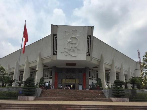 ベトナム5 ハノイ ホーチミン博物館