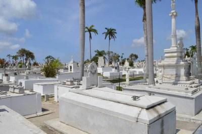 サンタ・イフィヘニア墓地、サンティアゴ・デ・クーバの風景 【キューバ Cuba】