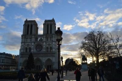 パリ【モロッコの旅】